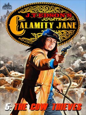 cover image of Calamity Jane 5