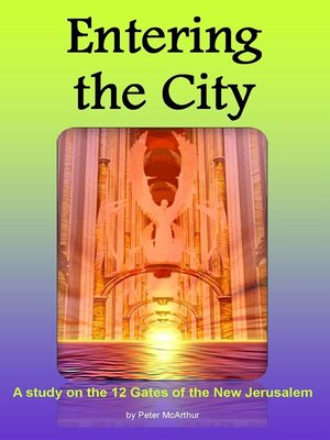 cover image of Entering the City