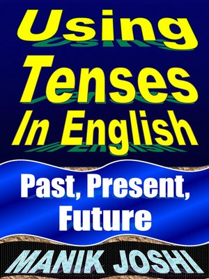 cover image of Using Tenses in English