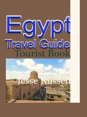 cover image of Egypt Travel Guide