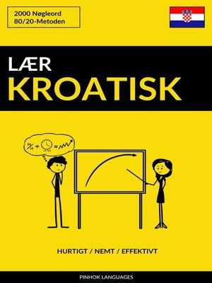 cover image of Lær Kroatisk