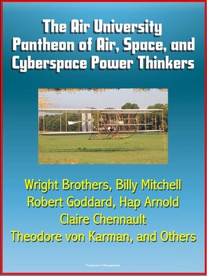 cover image of The Air University Pantheon of Air, Space, and Cyberspace Power Thinkers