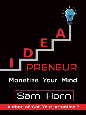 cover image of IDEApreneur