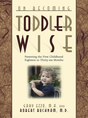 cover image of On Becoming Toddlerwise