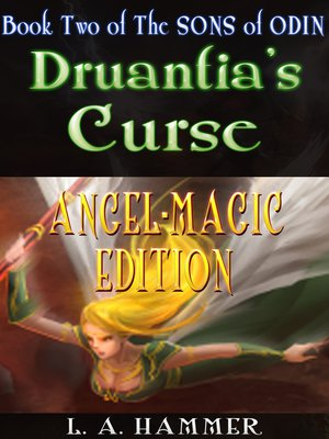 cover image of Book Two of the Sons of Odin; Druantia's Curse