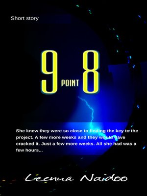 cover image of 9 Point 8