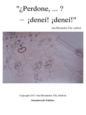 "cover image of ""¿Perdone, ...?"