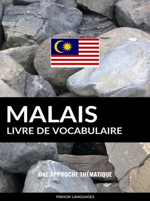 cover image of Livre de vocabulaire malais