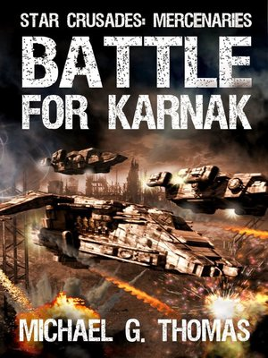 cover image of Battle for Karnak (Star Crusades