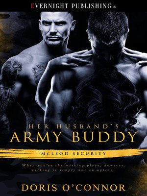 cover image of Her Husband's Army Buddy