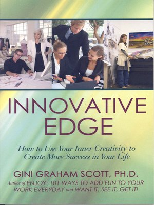 cover image of Top Secrets for Getting That Innovative Edge