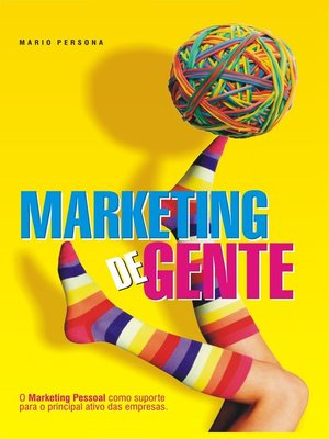 cover image of Marketing de Gente