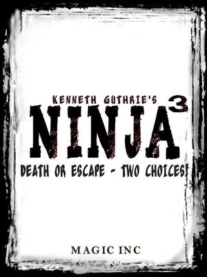 cover image of Ninja 3
