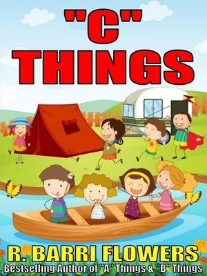 "cover image of ""C"" Things (A Children's Picture Book)"