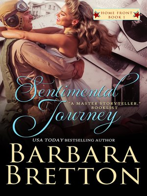 cover image of Sentimental Journey (Home Front--Book 1)