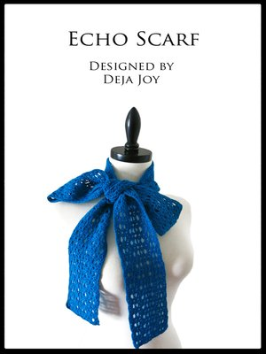 cover image of Echo Scarf
