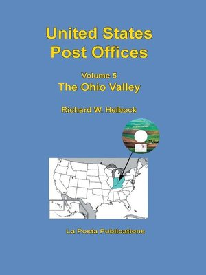 cover image of United States Post Offices Volume 5 the Ohio Valley