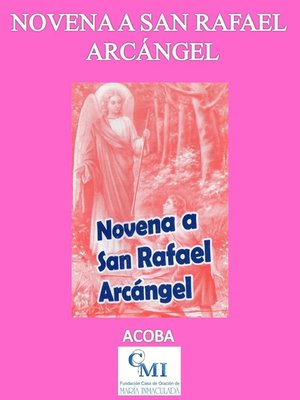 cover image of Novena a San Rafael Arcángel