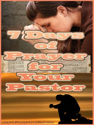 cover image of 7 Days of Prayer For Your Pastor