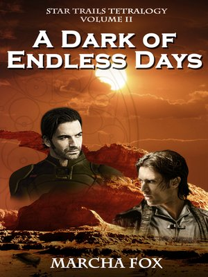 cover image of A Dark of Endless Days