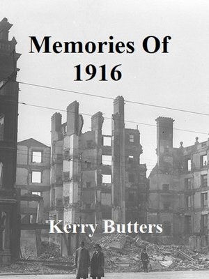 cover image of Memories of 1916.
