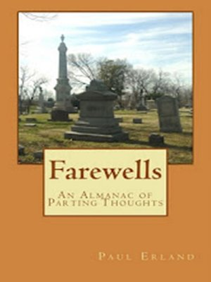 cover image of Farewells