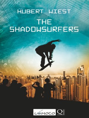 cover image of The Shadowsurfers
