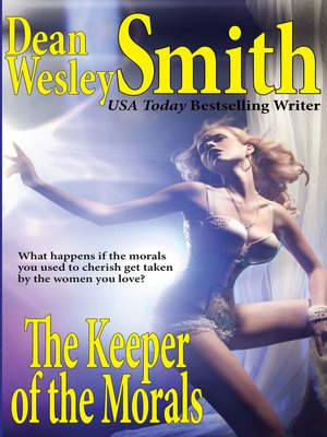 cover image of The Keeper of the Morals