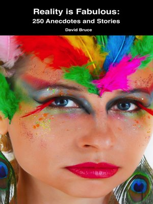cover image of Reality is Fabulous