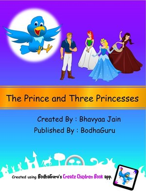 cover image of The Prince and Three Princesses