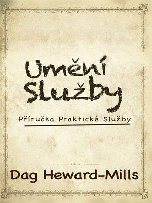 cover image of Umění Služby