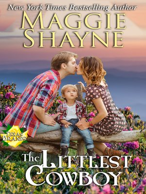 cover image of The Littlest Cowboy