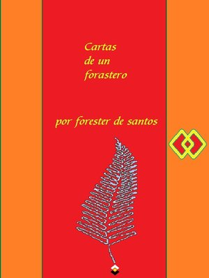cover image of Cartas de un Forastero