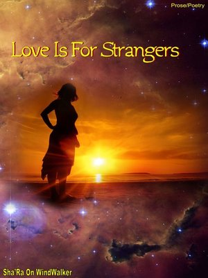 cover image of Love Is For Strangers