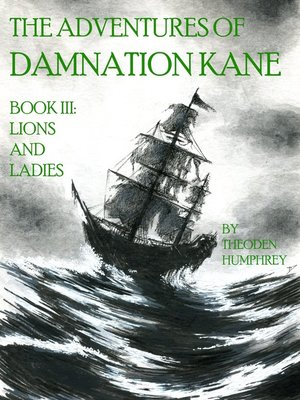 cover image of The Adventures of Damnation Kane Book III