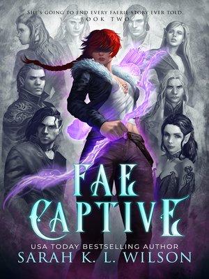 cover image of Fae Captive