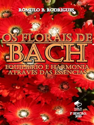 cover image of Os Florais de Bach