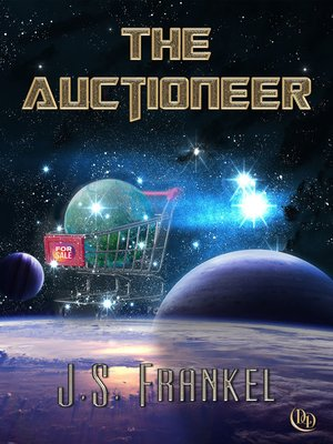 cover image of The Auctioneer