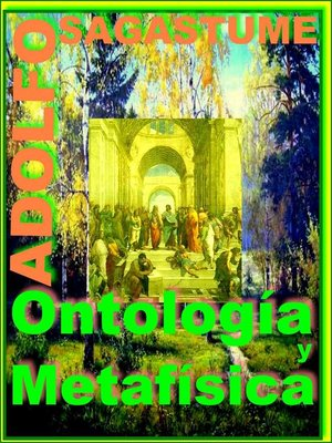 cover image of Ontologia y Metafisica