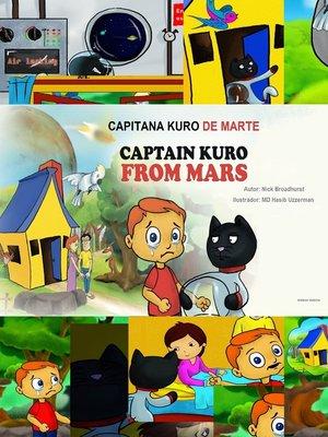 cover image of Capitana Kuro De Marte