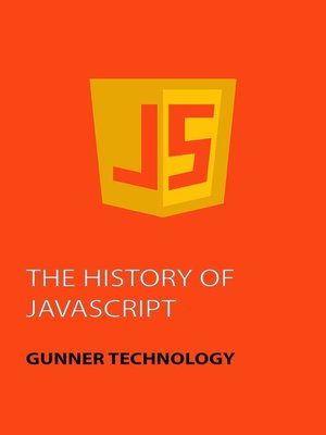 cover image of The History of JavaScript
