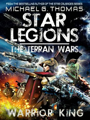 cover image of Warrior King (Star Legions