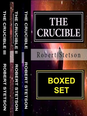 cover image of The Crucible Boxed Set