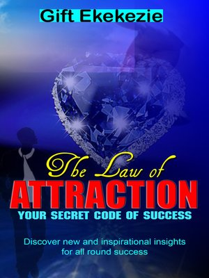 cover image of The Law of Attraction Your Secret Code of Success