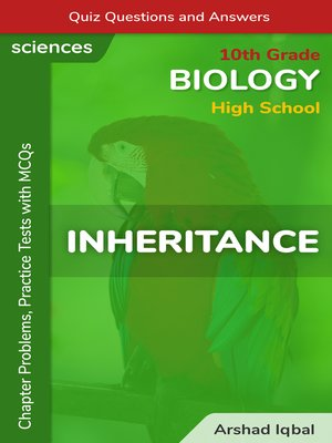 cover image of Inheritance Multiple Choice Questions and Answers (MCQs)