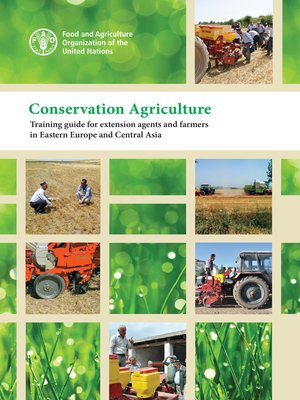 cover image of Conservation Agriculture