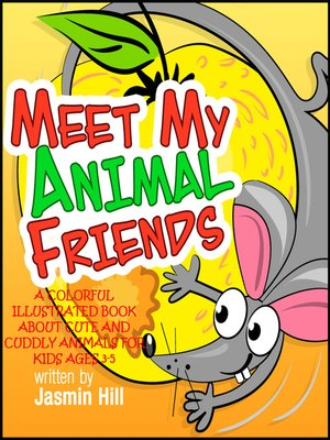 cover image of Meet My Animal Friends