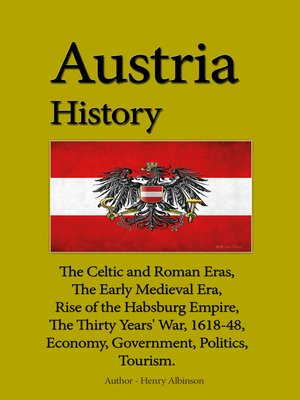 cover image of Austria History