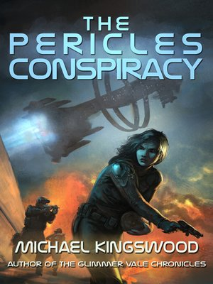 cover image of The Pericles Conspiracy