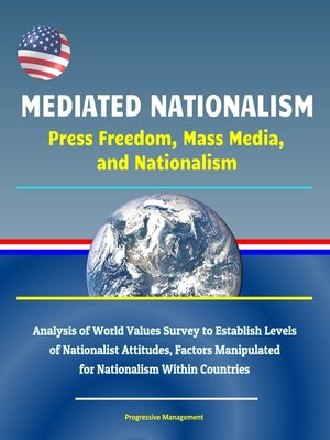 cover image of Mediated Nationalism